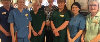 Trauma ward celebrates over 120 days without pressure ulcers