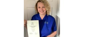 Susan Rees Community Infection Prevention Advanced Nurse Practitioner