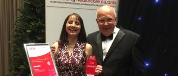 Local pharmacist scoops national award
