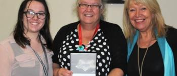 Senior learning disability nurse recognised