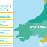 Local Authority Map with Statistics
