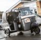 A TukTuk motorised vehicle