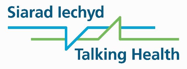 New Siarad Iechyd Talking Health Logo