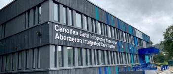 Canolfan gofal integredig Aberaeron