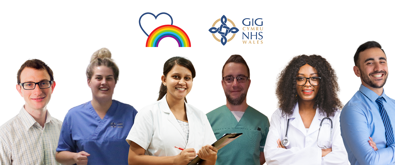 Selection of NHS Staff