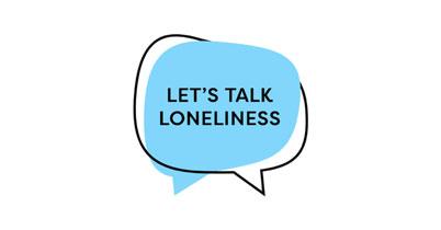 Lets talk loneliness logo