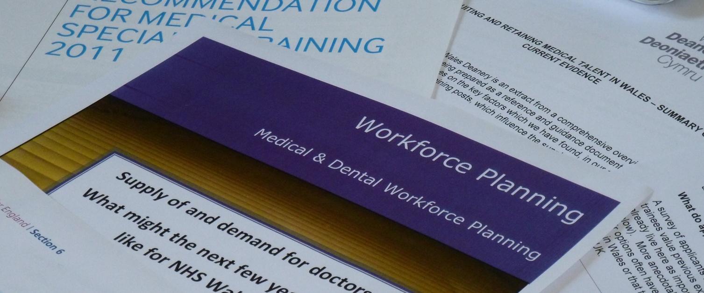 Workforce documents