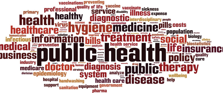 Public health poster