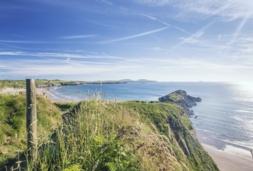 Seaside of Pembrokeshire