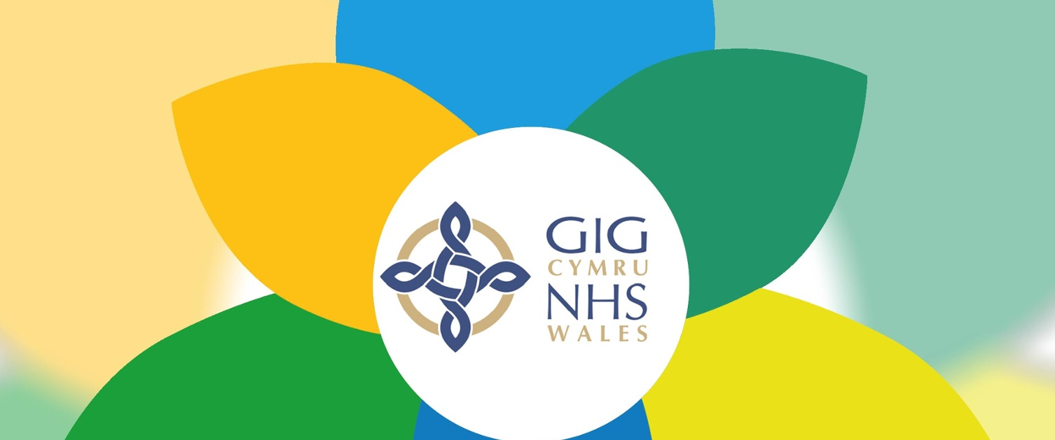 NHS Wales Petal Logo