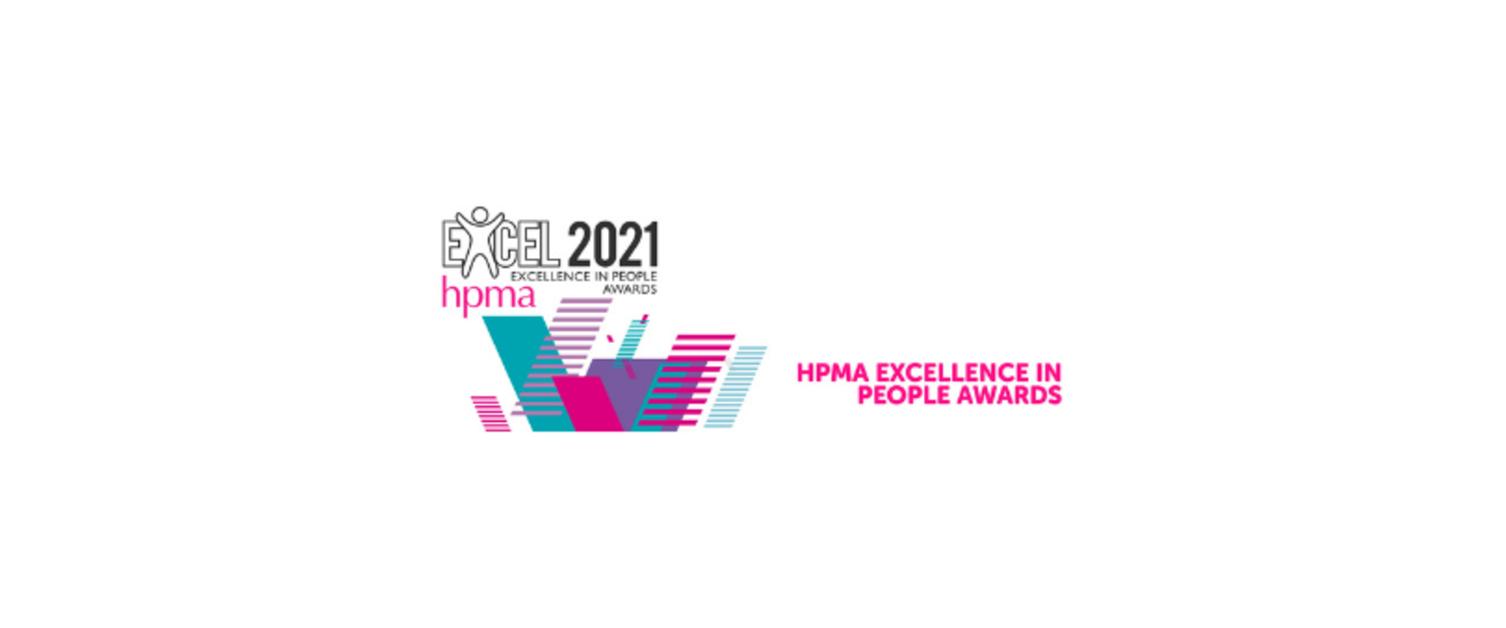 Healthcare People Management Association awards logo