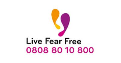Live fear free