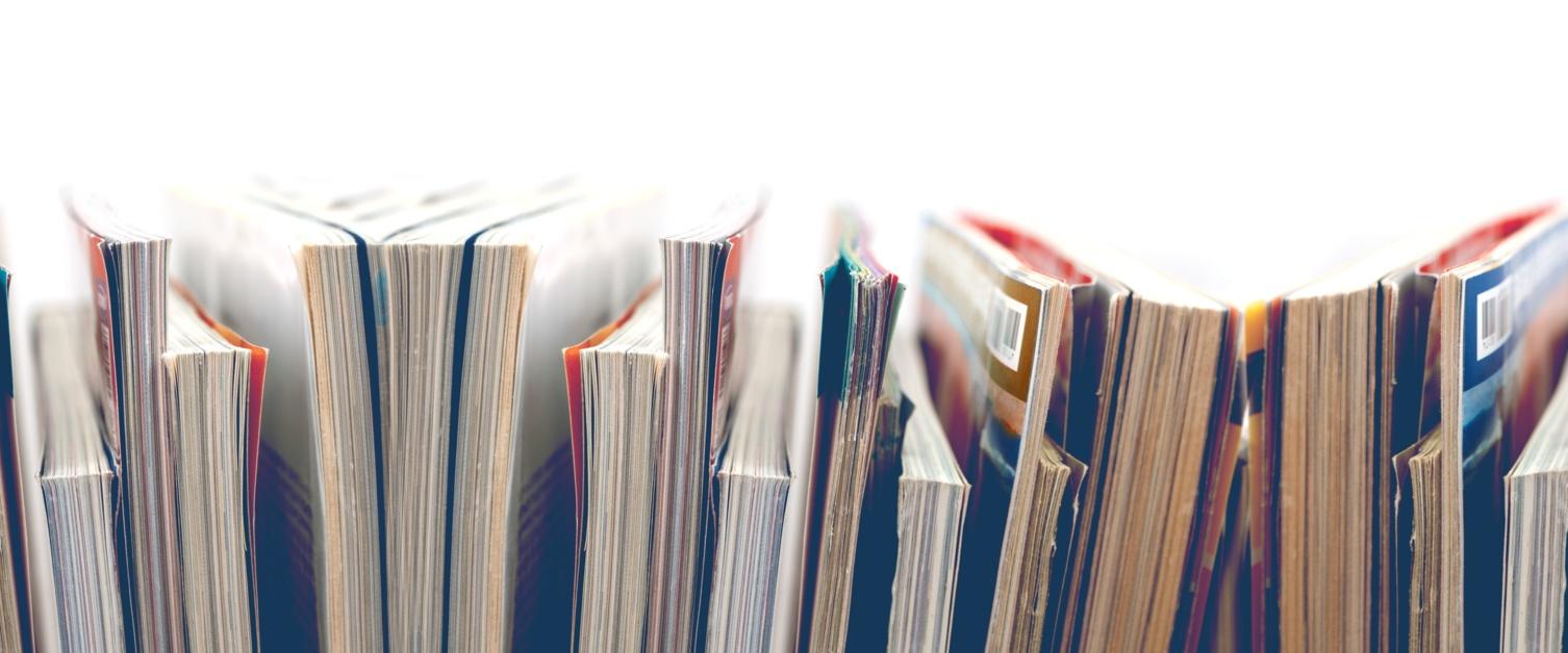 stock of magazines