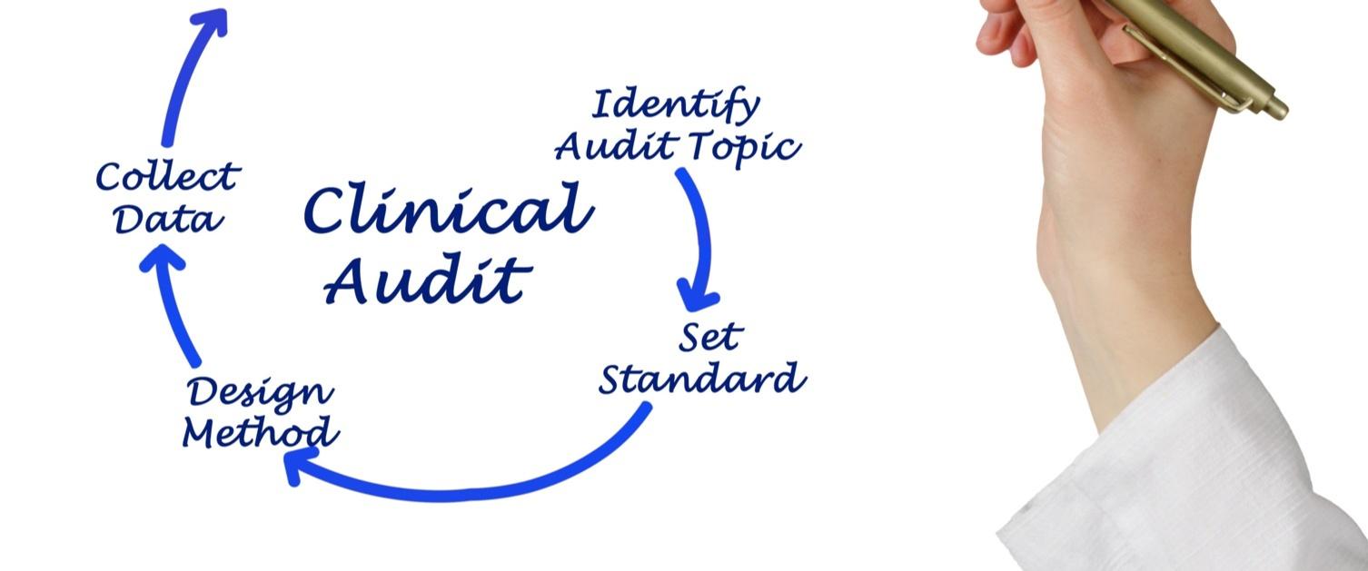 Clinical audit graph