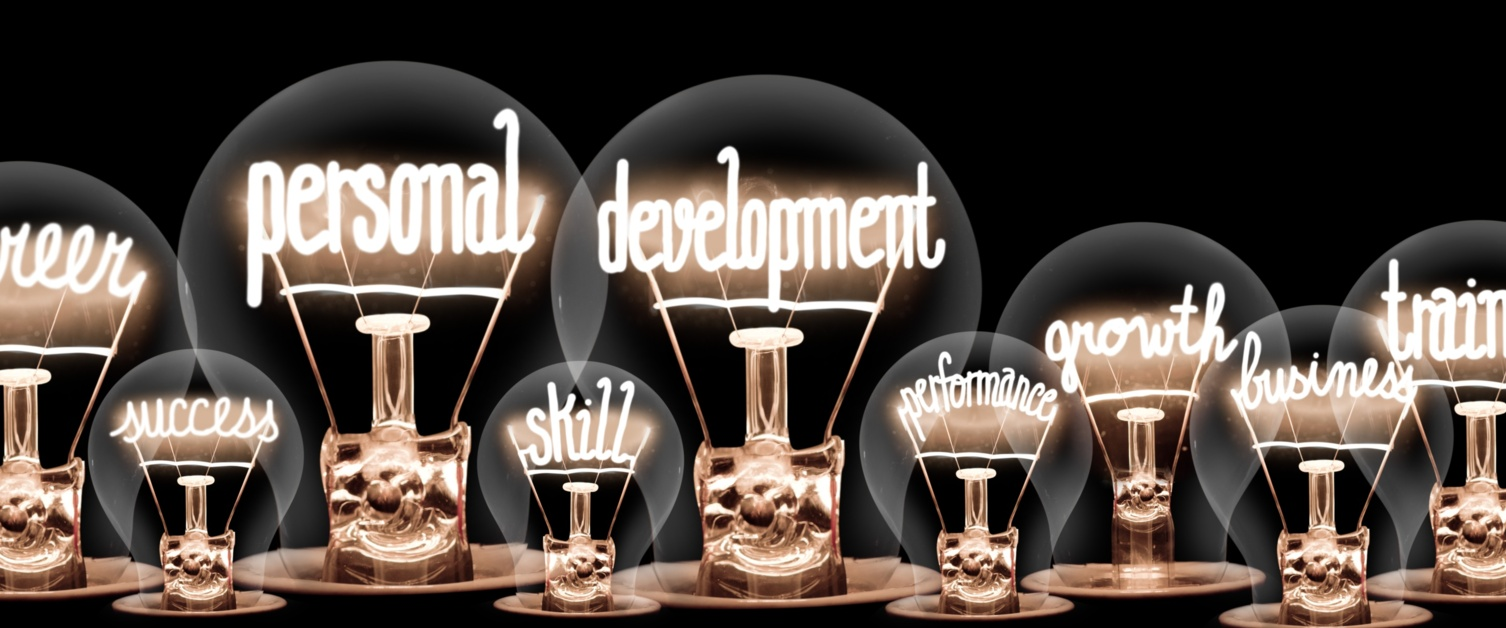 Bulbs with personal development stamped