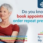 MHOL Social Media Ads - Appts & Prescriptions