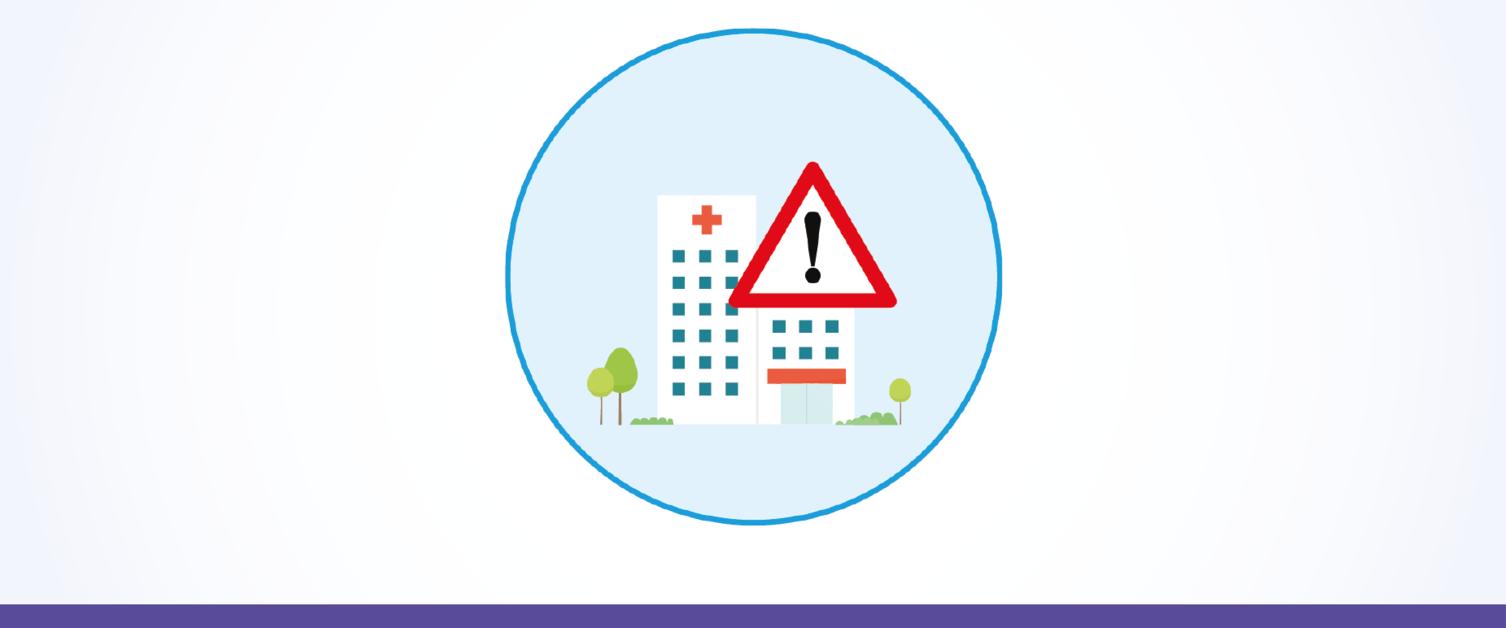 Estates and Facilities Alerts (EFA) Icon