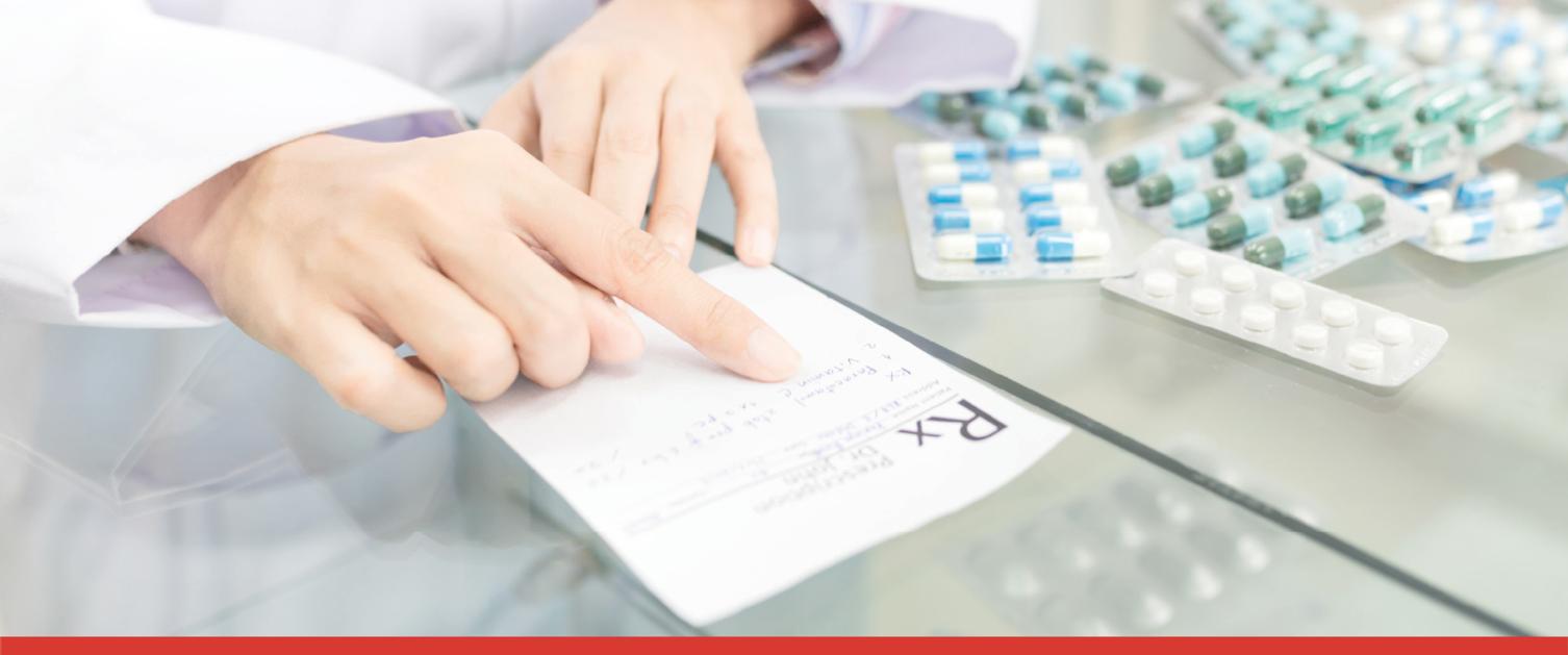 Processing Prescriptions