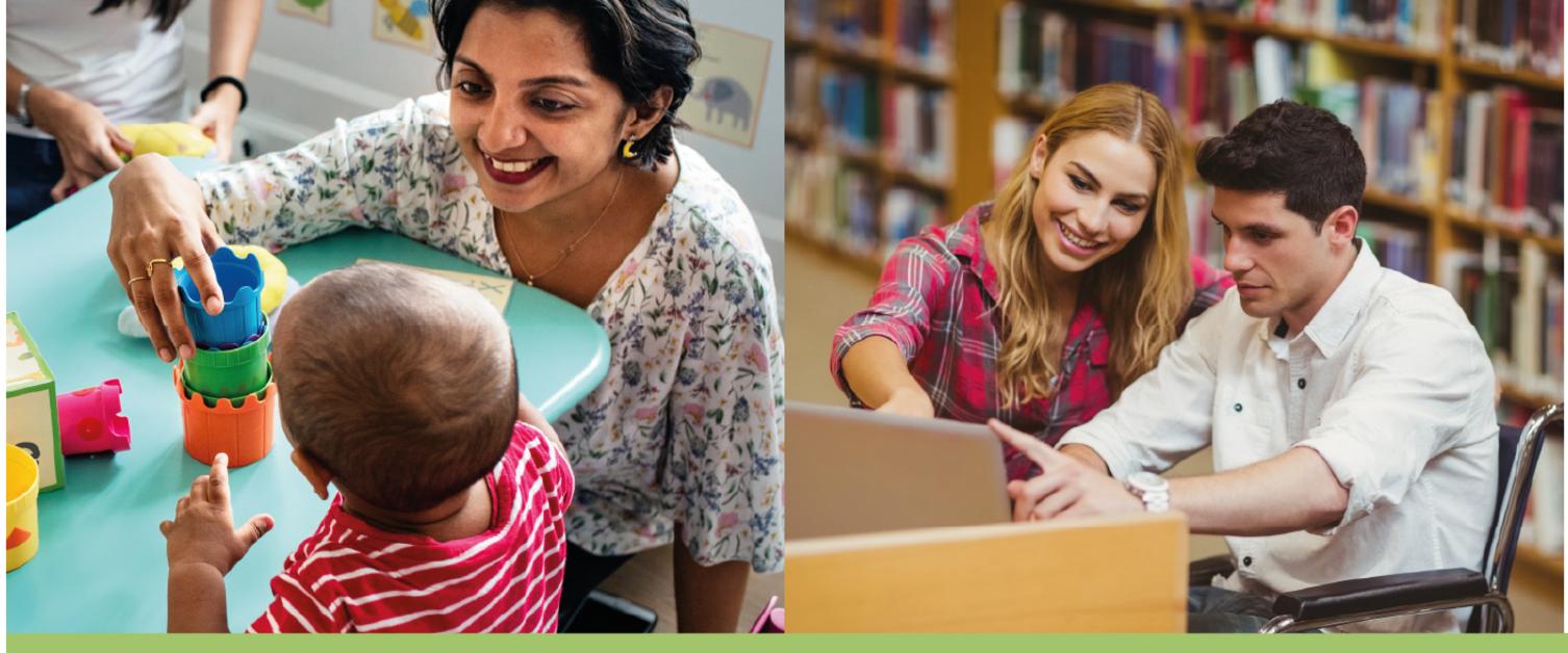 Childcare & Disability Allowances