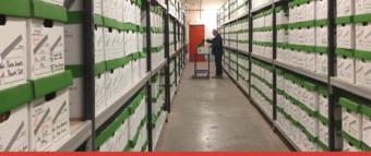 Medical records storage unit