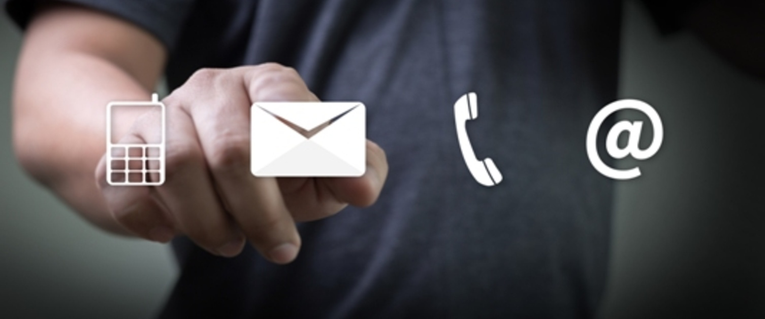 Man Pointing to a letter