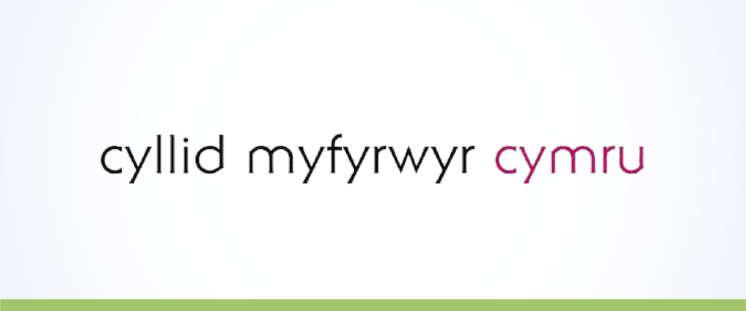 Logo Cyllid Myfyrwyr Cymru