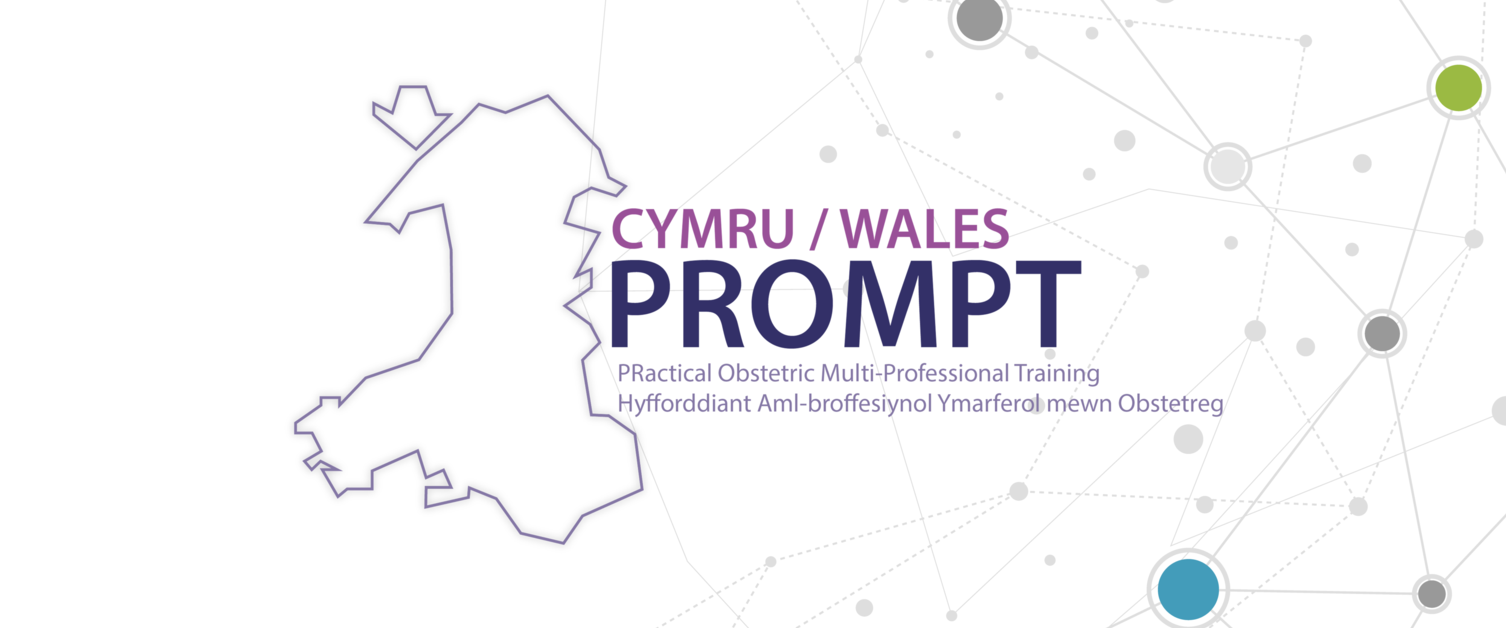 Prompt wales logo