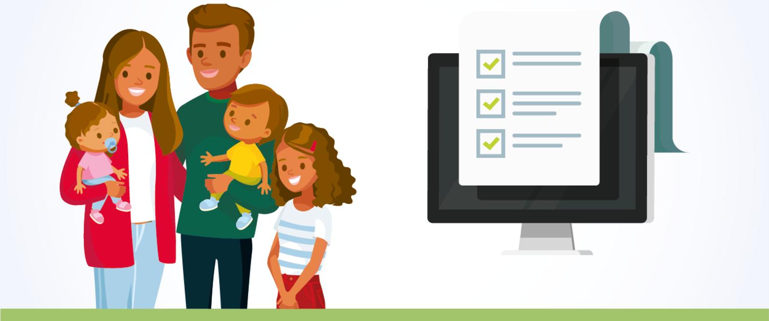 Childcare Allowance Application Form