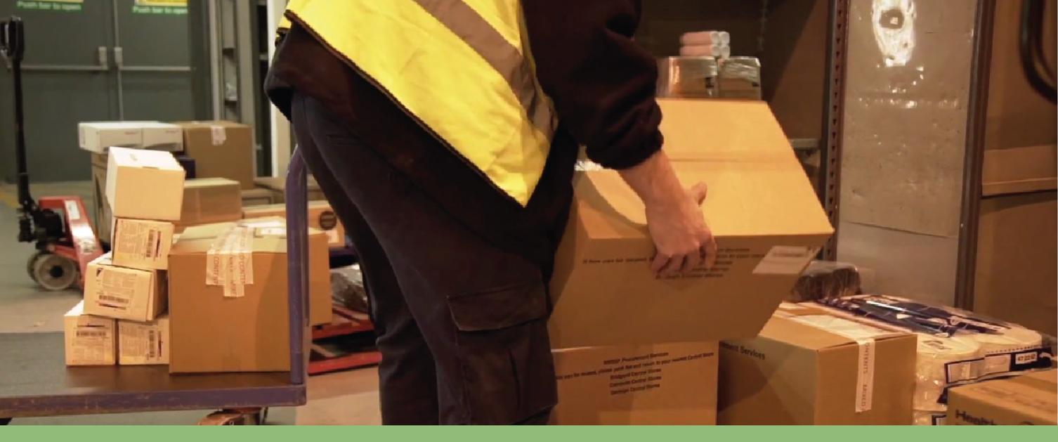 Logistics & Delivery