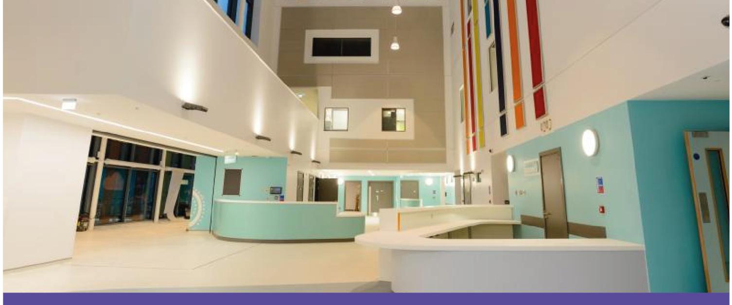 NHS Building for Wales Frameworks
