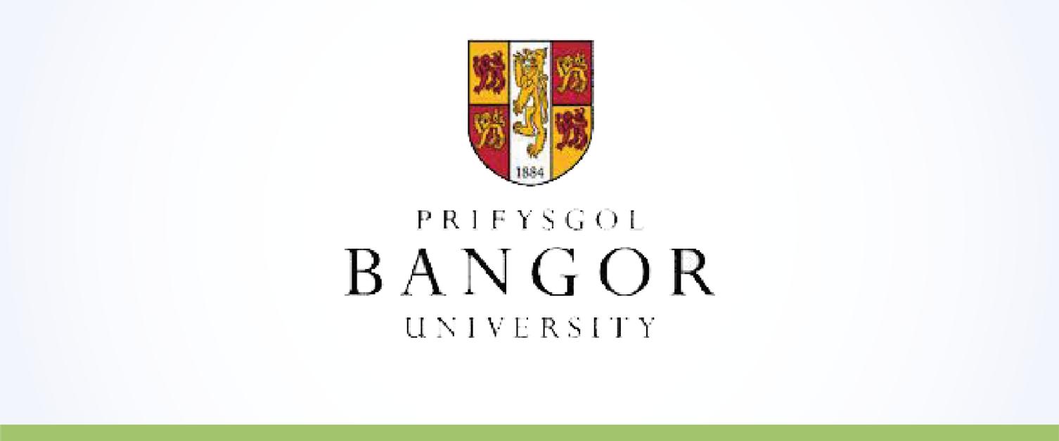 Logo Prifysgol Bangor