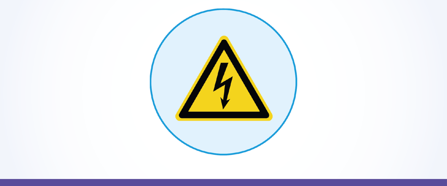 High Voltage Hazard Alerts (HVHA) Icon