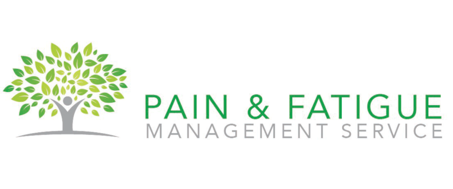 Fatigue Management Service Logo with English Text