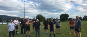 Members of Welshpool