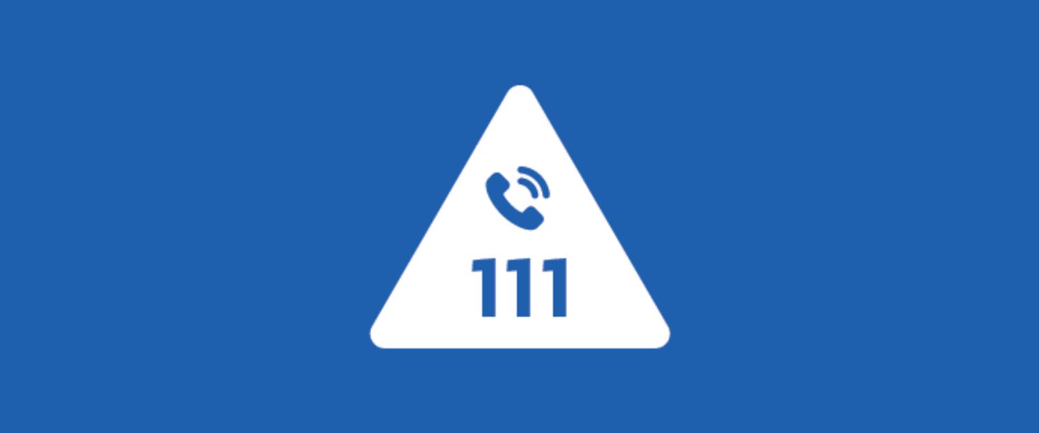 111 call