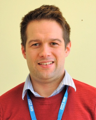 Gethin Harries (Clinical Specialist Physiotherapist & Clinical Team Lead)