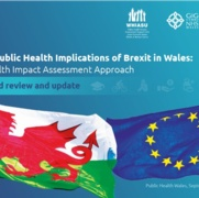 The Health Impacts of Brexit: risks of harmful impacts increase whilst chances of positive impacts remain unchanged
