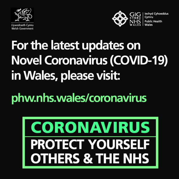 Who to contact (3) - Public Health Wales