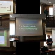 Inaugural sexual health in prisons workshop