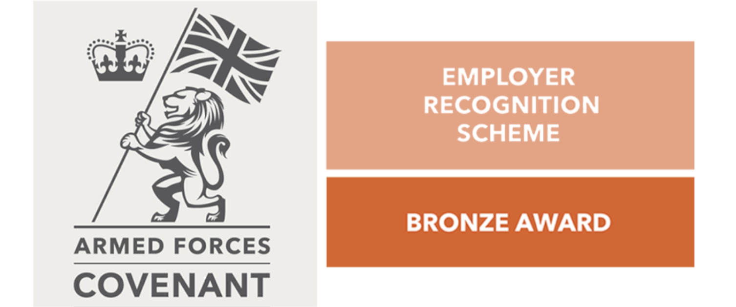 PHW Armed forces bronze award