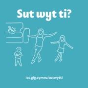 How are you doing Physically - Image (Cymraeg)