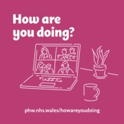 How are you doing Socially - Image (English)