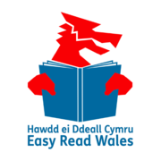 Easy read wales logo