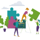 Working Together (puzzle pieces ladder).png