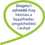 Diogelu'r cyhoedd rhag heintiau a bygythiadau amgylcheddol i iechyd
