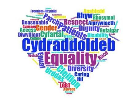 Equality and diversity wordle image