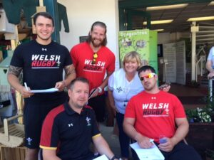 Royal Welsh show and Pride